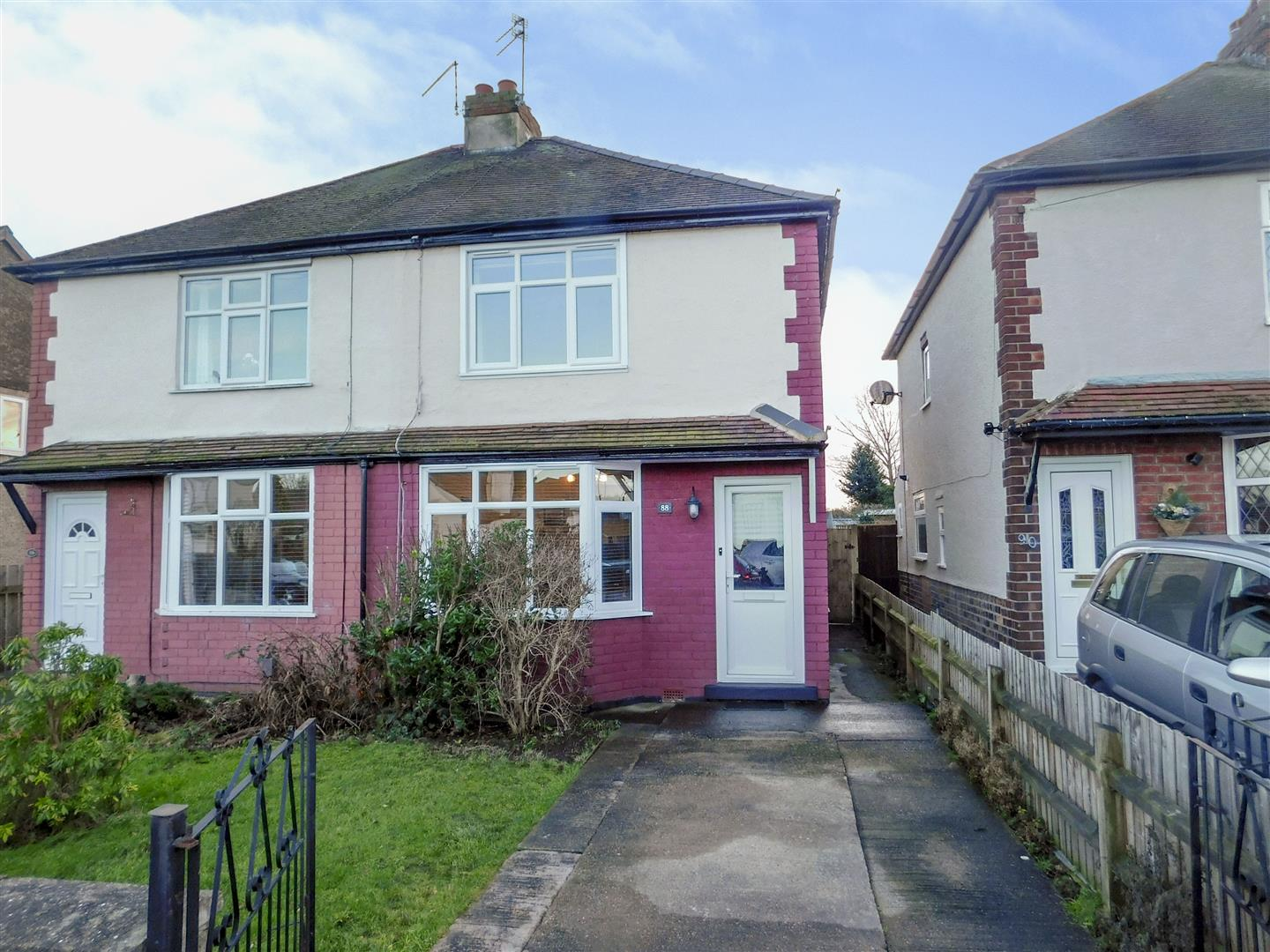 2 Bedrooms Semi Detached House for sale in Portland Road, Toton